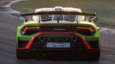 Lamborghini Huracan STO (International) – rear static