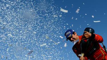2016-17 Formula E champion Lucas di Grassi