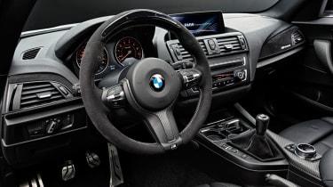 BMW announces 2-series M Performance steering wheel