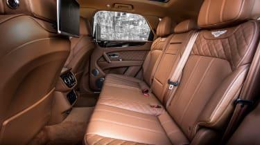 Bentley Bentayga Diesel - interior