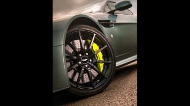 Aston Martin AMR Vantage - V12 front wheelAston Martin AMR Vantage - V12 front