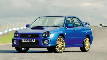 Subaru Impreza UK300