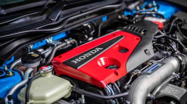 2022 Honda Civic Type R prototype – engine