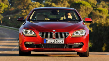 New BMW 6-series Coupe revealed