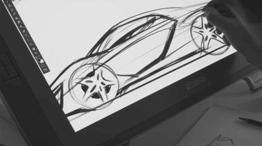 Honda Sports Vision Gran Turismo – CAD design