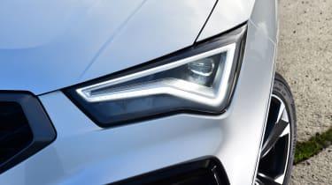 Cupra Ateca VZ1 2021 - headlight