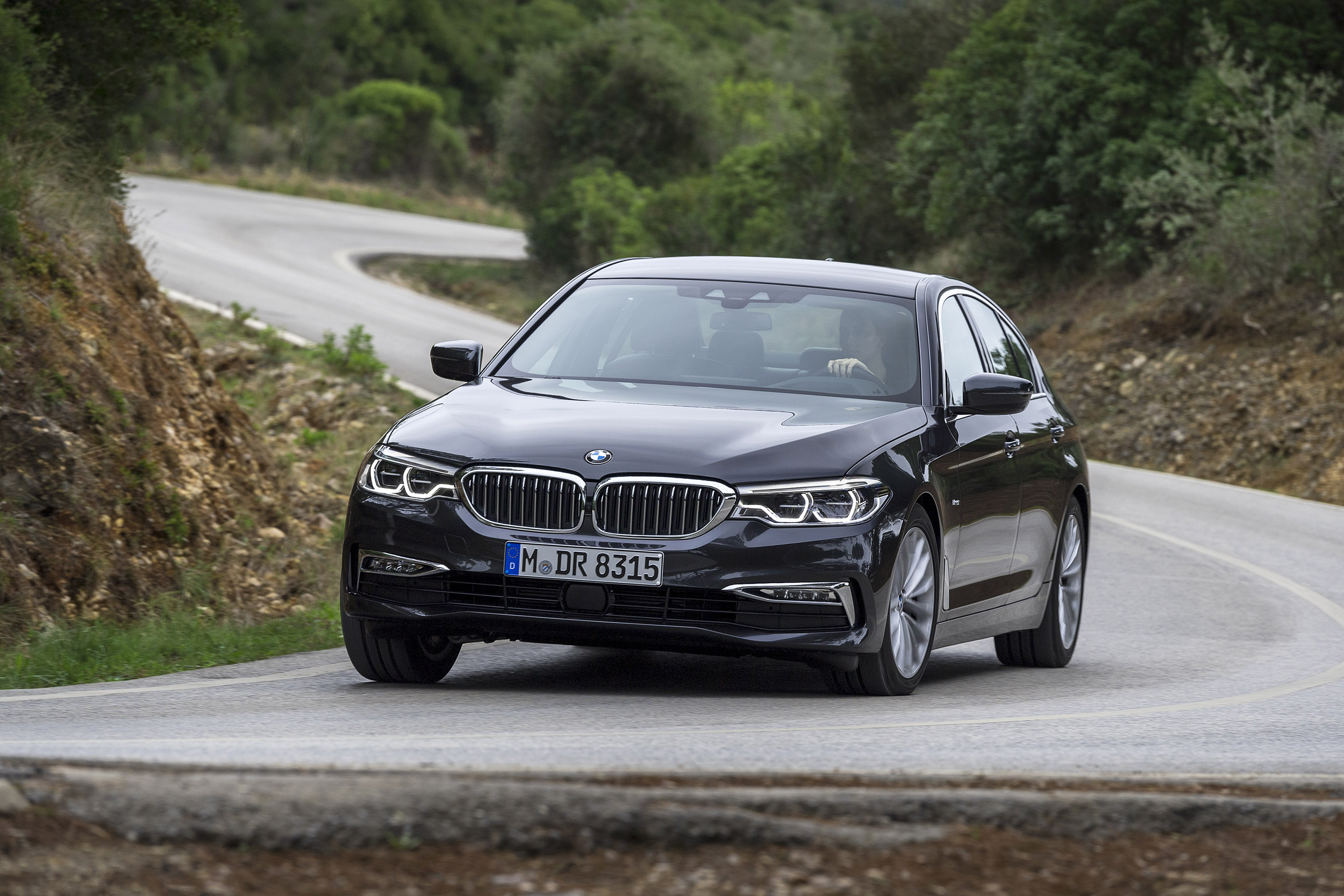 Bmw 5 Series Review Is This The Best Saloon In The World Evo