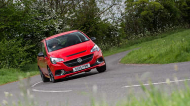 Vauxhall Corsa VXR Performance Pack