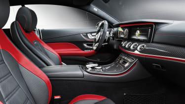 Mercedes-AMG E53 – interior