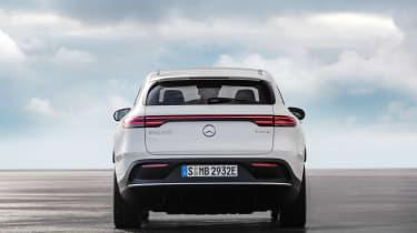 Mercedes EQC AMG-line - rear
