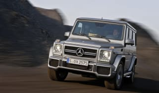 Mercedes G63 AMG official pictures