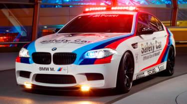 BMW M5 2013 MotoGP safety car