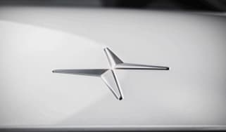 New Polestar badge