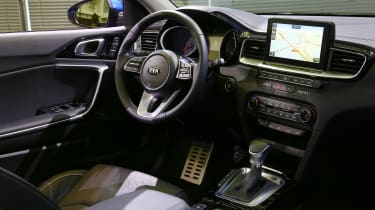 Kia Ceed launch images - interior