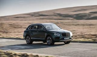 Bentley Bentayga Diesel - side