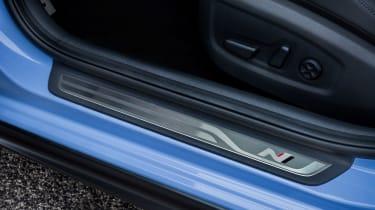 Hyundai i30 N  - sill