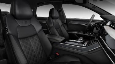 Audi S8 2019 revealed - seats