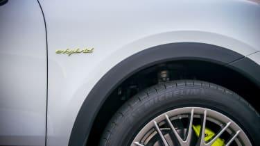 Porsche Cayenne S E-Hybrid - Badge