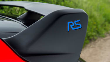 Ford Focus RS Red Edition - Wing