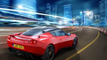 Lotus announces restructure
