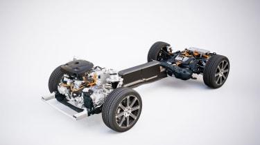 Volvo EV announcement - drivetrain
