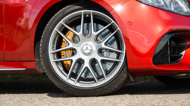 Mercedes-AMG E63 S – wheel