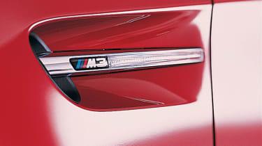 BMW M3 door handle