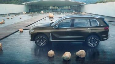 BMW X7 Concept - profile
