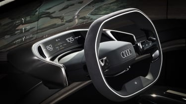 Audi Grand Sphere Concept – wheel