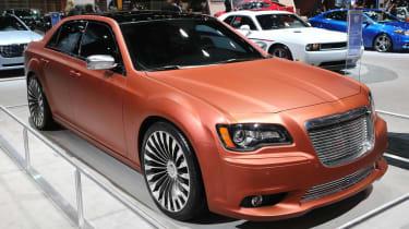 Chrysler 300C Turbine