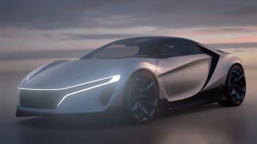 Honda Sports Vision Gran Turismo – front quarter