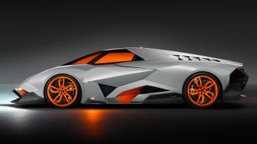 evo car of the future