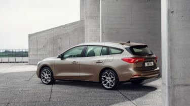 Ford Focus Estate - rear