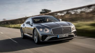 Continental GT - front