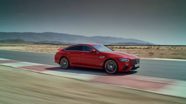 Mercedes-AMG GT63 S E Performance 2 – track