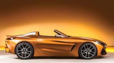 BMW Z4 Concept - side profile