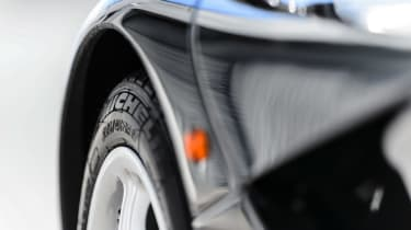 McLaren Tyre