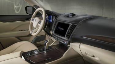 MY18 Maserati Levante - interior GL