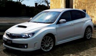 Subaru Impreza WRX STI 20th Anniversary