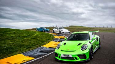 Porsche 911 GTs - static