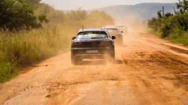 Facelifted Porsche Macan