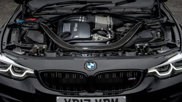 Supertest 1 - BMW bay