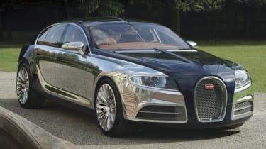 New Bugatti concept