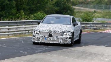 Mercedes-AMG GT Concept front