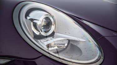 Porsche 911 GT3 RS - kights