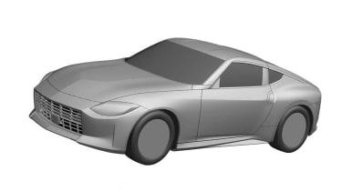 Nissan Z Proto patent front