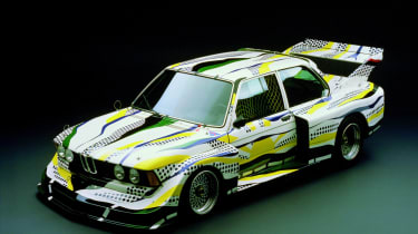 BMW 320i (E21) Group 5