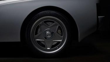 Officine Fioravanti Testarossa – rear wheel