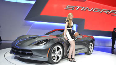 Corvette Roadster unveiled at Geneva: Pictures and details