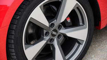 Audi S5 Cabriolet - wheel